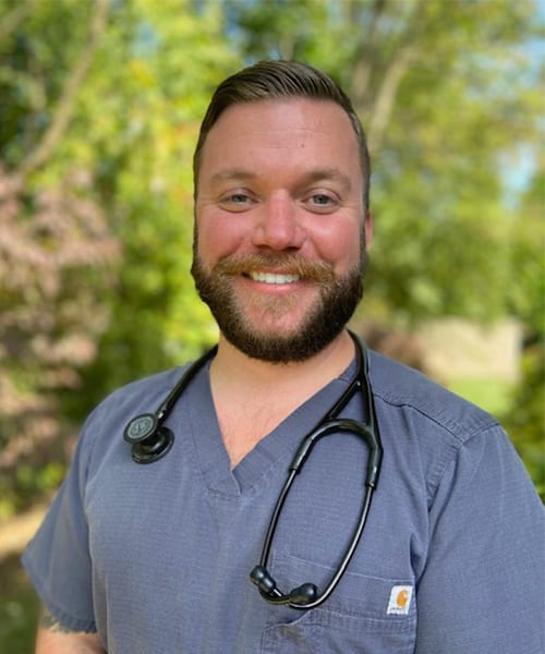 Dr. Joshua Hower, Flat Rock Vet